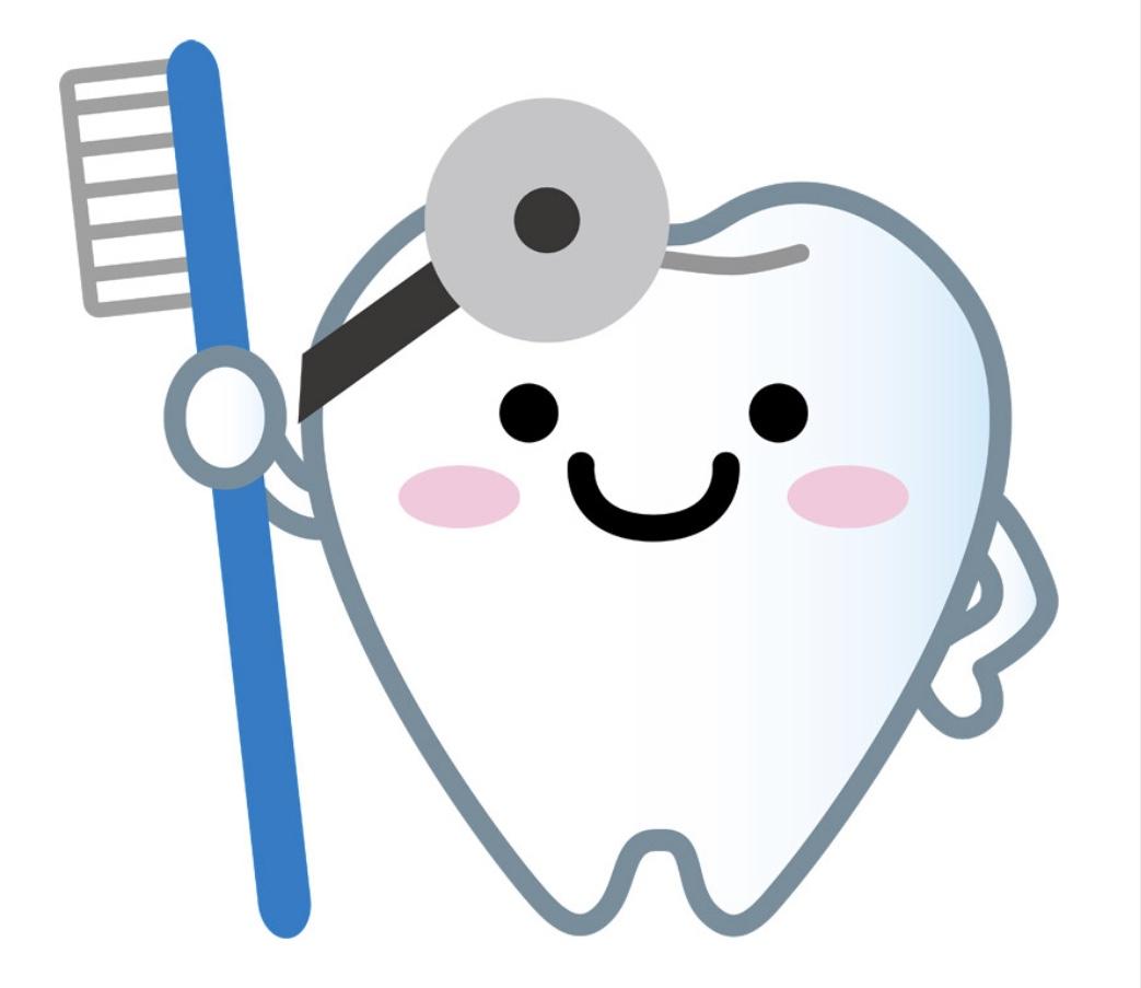 家族みんなで 歯医者でクリーニング&検診